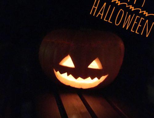 Der Halloween-Kürbis
