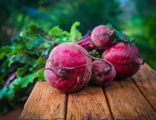 Rote Beete perfekt für Herz und Blutdruck